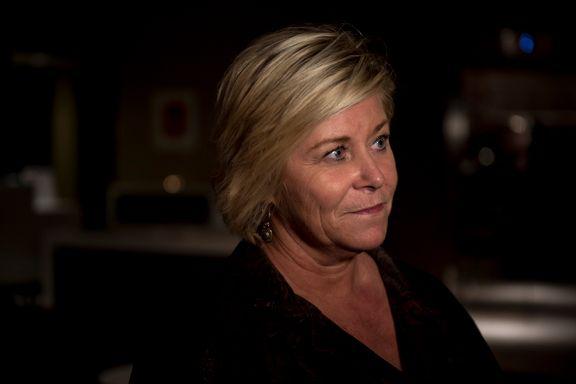 Frp synker i oppslutning på Aftenpostens siste partibarometer