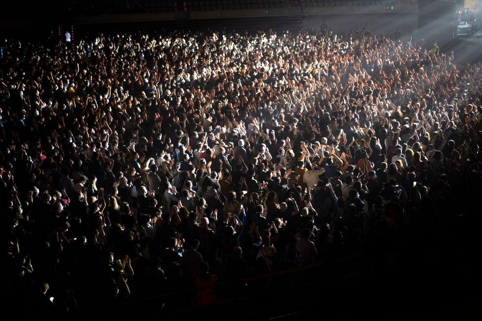 Her er 5000 på konsert for én uke siden. Ett virkemiddel kan redde kulturlivet i Norge.