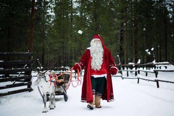 Jakten på julenissen