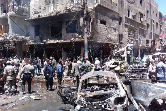 Ban fordømmer angrep i Syria