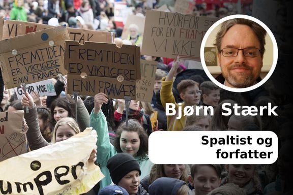Skolestreikene og klimaoppropet peker på en demokratisk krise