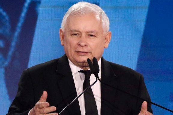Polens sterke mann har ikke vist seg siden april