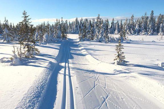 Ski-lørdagen kan bli perfekt