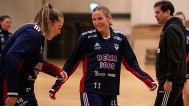 Etter 13 måneder på sidelinjen gjør Ida Alstad comeback: – Jeg gleder meg helt ekstremt