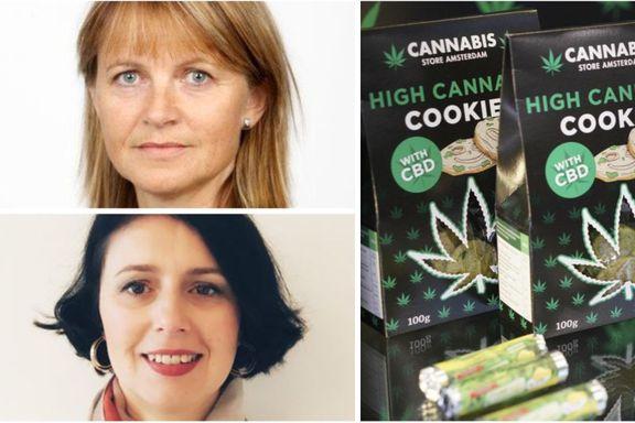 Cannabis i mat, drikke, krem og tamponger. Bruken vil trolig øke betraktelig.