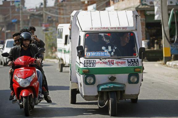 To bussulykker og en rickshaw-kræsj - den siste ulykken krevde flest liv