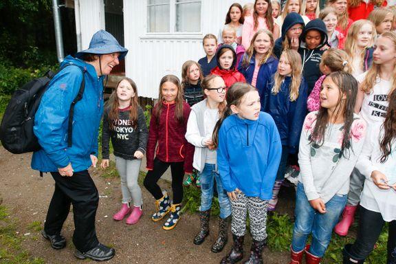 1400 Oslo-barn drar på sommerferie her