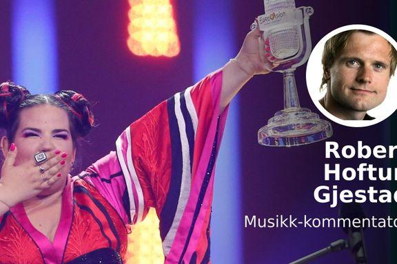 Netta treffer Eurovision-fansen rett i hjertet