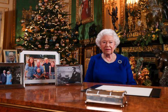 Dronningen hyllet unge klimaaktivister i sin juletale