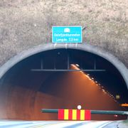 Oslofjordtunnelen stengt etter viftetrøbbel
