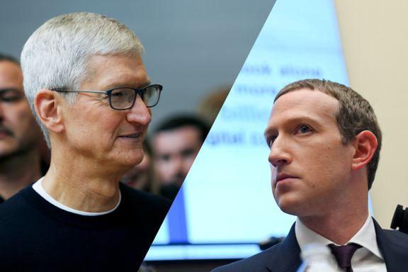 To av verdens største selskaper krangler om ditt privatliv. Det er det flere årsaker til.