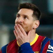 Lionel Messi forlater klubben