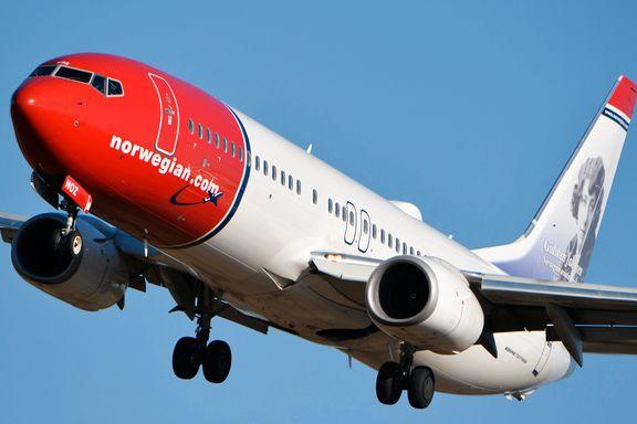 Lagde bråk i flyet, dømt til å betale Norwegian 96 000 kroner. Og må sone 21 dager i fengsel
