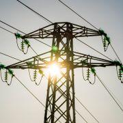 Liten oppgang i strømprisene