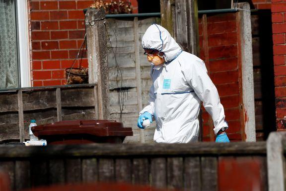 Åtte menn og en kvinne pågrepet etter terrorangrepet i Manchester