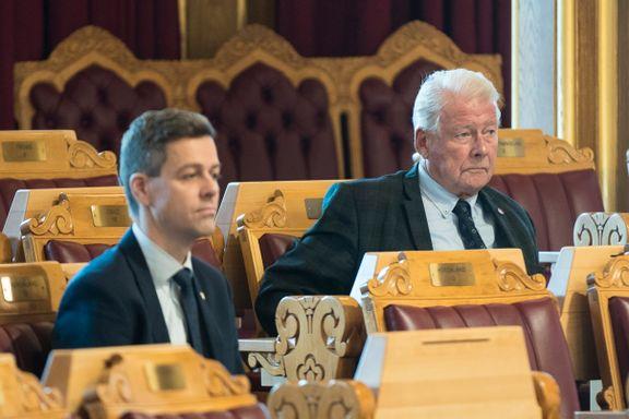 Hagen mener Hareide bløffet om egen avgang: – Han bør stå for det han sa
