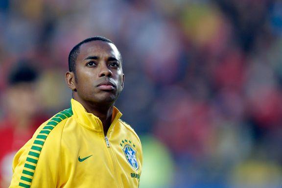 Brasiliansk fotballstjerne dømt til ni års fengsel for voldtekt
