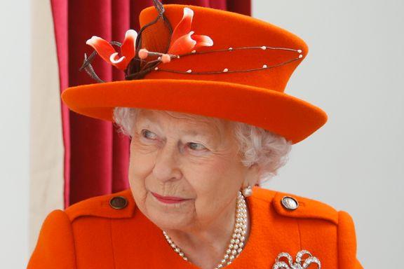 Dronning Elizabeth avlyser