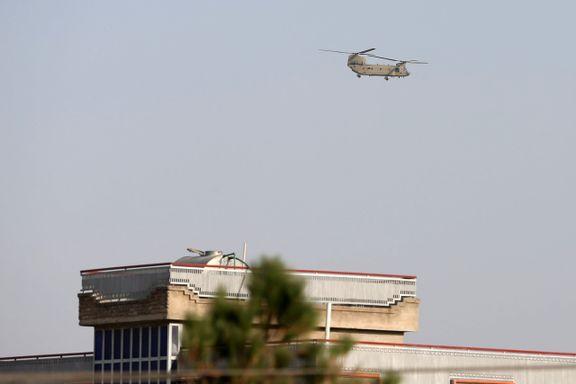 Presidenten har flyktet – Taliban har festet grepet i Afghanistan