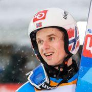 Granerud tangerte legendens rekord: – Aldri hatt en så stabil hopper i Norge