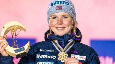 Maren Lundby orker ikke å avslutte sesongen slik det var planlagt