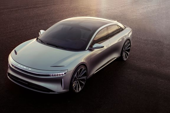 Lanserer ny Tesla-konkurrent: 1000 hestekrefter og rekkevidde på 60 mil