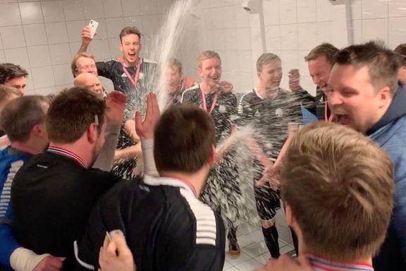 Sjarmtrollan ble seriemestere – nå vurderer de å få UEFA-turnering til Tromsø