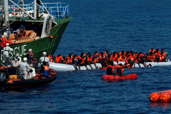 Siem Pilot plukket opp over 800 båtflyktninger