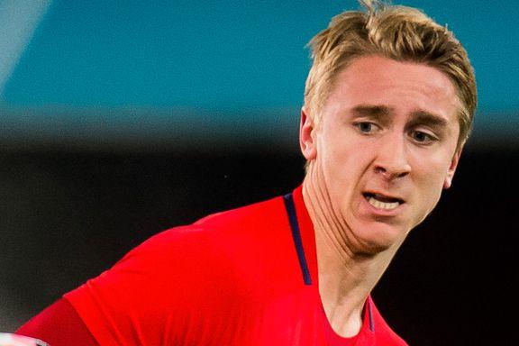 Johnsen seriedebuterte for Ajax