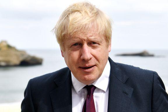 Boris Johnson gjør vondt verre i Storbritannia