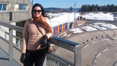 Natt til fredag stengte grensen. Sylwia Green (25) får ikke møte kjæresten i Oslo.
