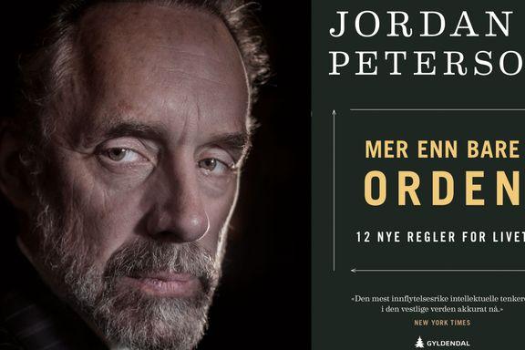 Noe er alvorlig galt med den nye boken til Jordan Peterson