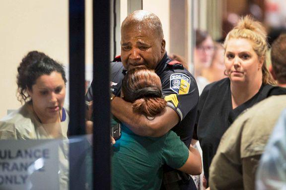 Tragedier som den i Dallas kan gi økt stress, depresjon og rusmisbruk   Frank Rossavik