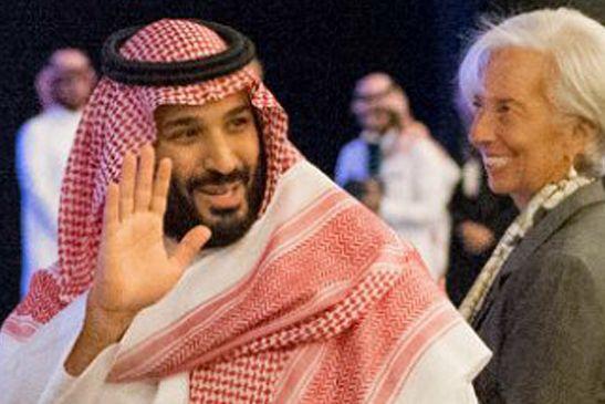 Saudi-Arabias kronprins (32) varsler nye tider med moderat islam og alternativ energi