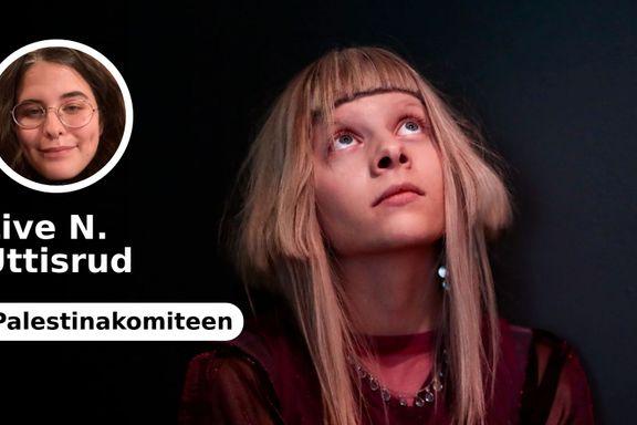 Auroras Amnesty-konsert viser at hun er selektiv i kampen mot urett