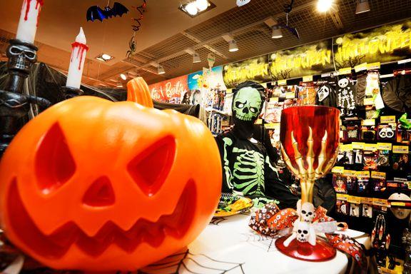 I desse Halloween-tider spøkjer det for tarmfloraen vår.