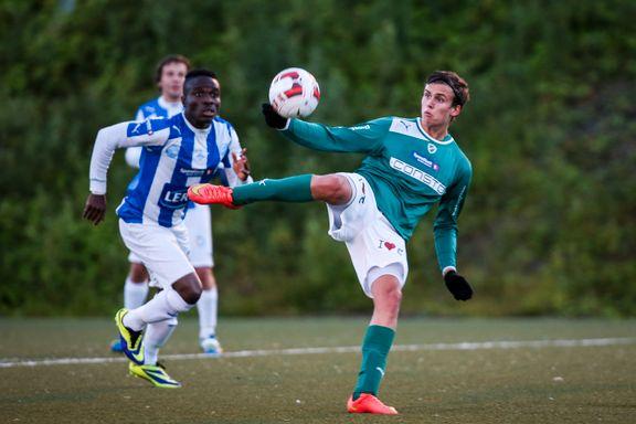 Fløya-tap mot seriemesteren – ligger to poeng over nedrykk