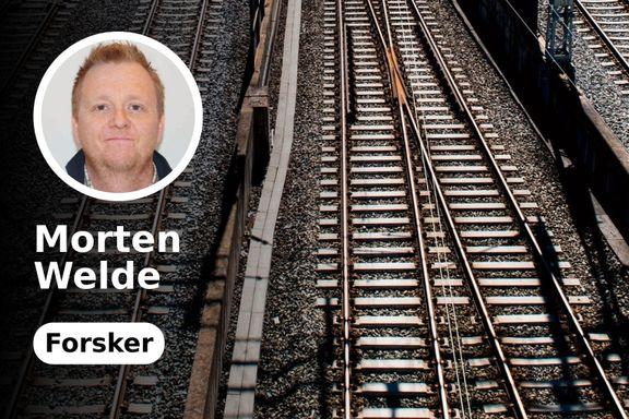 Nord-Norgebanen er en dårlig idé for landet og for Nord-Norge