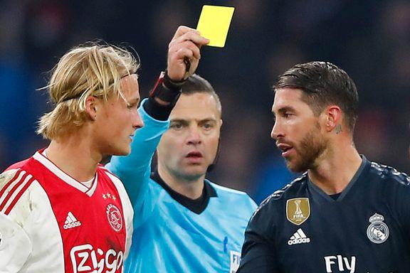 Ramos' forsnakkelse kan slå tilbake på ham selv