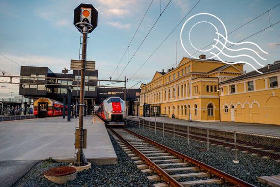 Drømt om å loffe med tog nedover Europa? Vi prøvde «interrail» på Nordlandsbanen.
