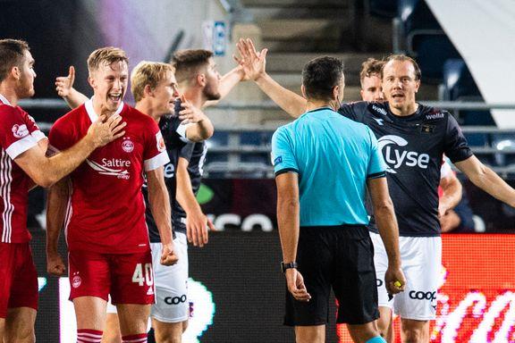 Kjempenedtur for Viking: Europa-drømmen knust etter tabbe og kontroversiell scoring