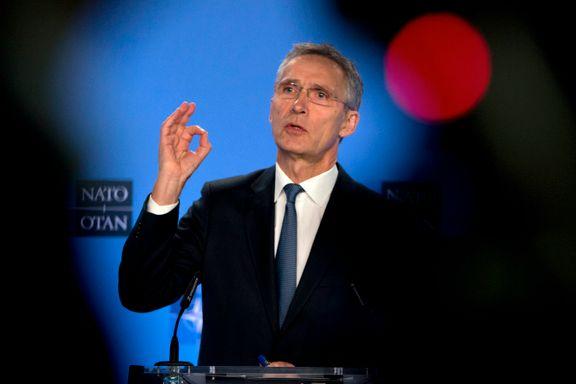 Stoltenberg ønsker Nord-Makedonia velkommen inn i NATO