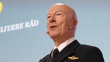 Forsvarssjefen om regjeringens planer: – Hadde anbefalt en raskere oppbygging