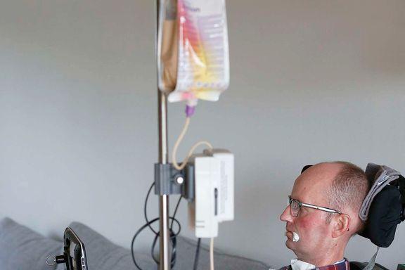 Skeptisk til livsforlengende pustehjelp for ALS-pasienter