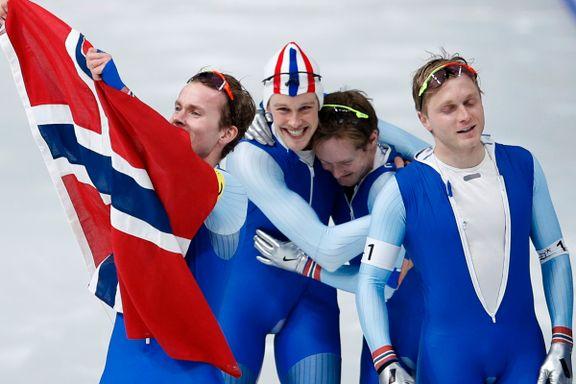 Norge inn til OL-gull etter dramatisk skøytefinale
