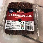 Nordfjord Kjøtt tilbakekaller karbonadedeig