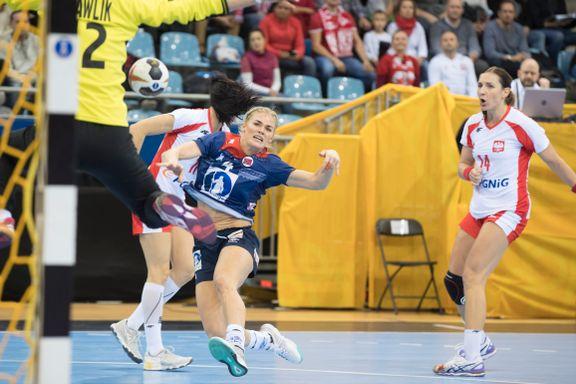 Norge leker seg på vei mot rekord
