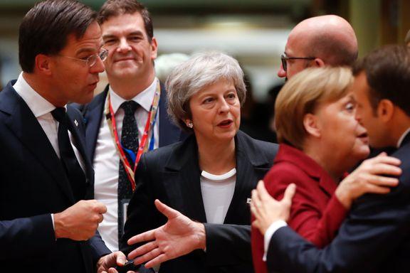 Britene kjøpte seg tid, men fikk nye problemer på kjøpet: Farvel, Brussel. Men vi kommer tilbake!