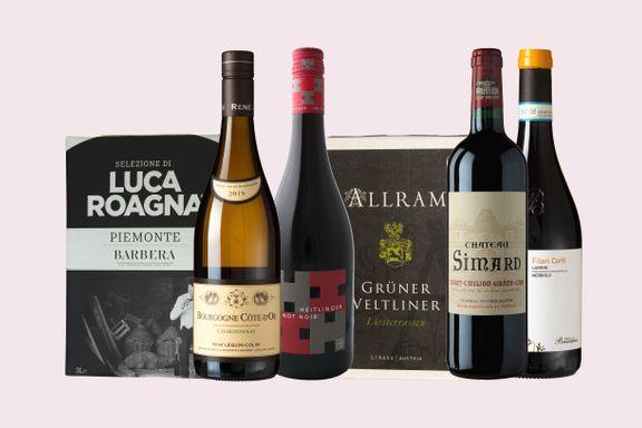 Seks viner til terningkast 6