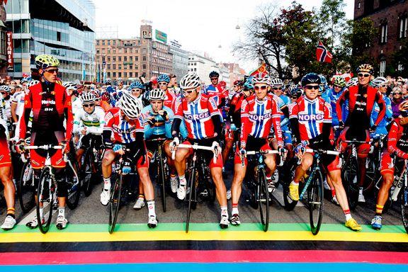 Norges søknad for sykkel-VM levert